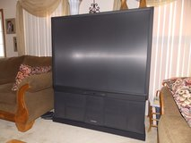 60 inch HITACHI ULTRAVISION PROJECTION T.V. in Bartlett, Illinois