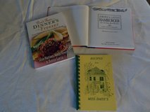 3 Cookbooks, America Loves Hamburger, Miss Daisy's Recipes, & Dinners in the Freezer in Hopkinsville, Kentucky