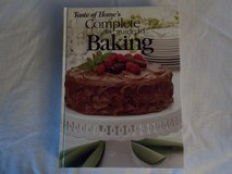 Taste of Homes Complete Baking Cookbook in Fort Campbell, Kentucky