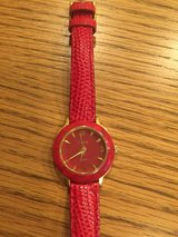 Ladies Red Watch - by Xanadu in Bolingbrook, Illinois