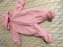 Baby snow suit in Travis AFB, California