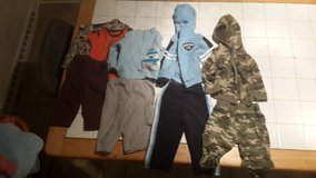 Boy clothes in Algonquin, Illinois