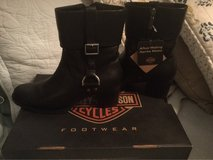 NEW WITH TAGS HARLEY DAVIDSON WOMEN'S BOOTS in Houston, Texas