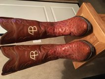 Women's western boots in Spring, Texas