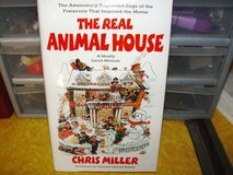THE REAL ANIMAL HOUSE BOOK in Sacramento, California