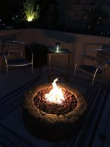 Outdoor Fire Pit in Oceanside, California