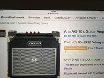 Guitar Amplifier Aria AG-10X in Okinawa, Japan