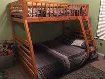 Wooden Bunk Bed in Plano, Texas