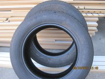 TIRES 2 EACH P235/60R18 REDUCED in Fort Campbell, Kentucky