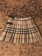 Burberry classic kilt for toddler (authentic) in Okinawa, Japan