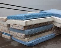 Free Twin Mattresses Must Pick Up in Ramstein in Ramstein, Germany
