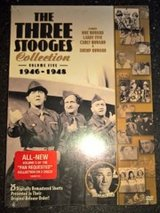 The Three Stooges Collection Volume 5 1946-1948 DVDs (Year 2009) New in Ramstein, Germany
