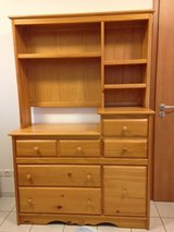 Dresser/ Changing Table and Nightstand in Ramstein, Germany