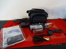 Panasonic 3CCCD PV-GS1220 Mini DV Stereo Camcorder in Ramstein, Germany
