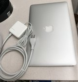 MacBook Air in Fort Irwin, California