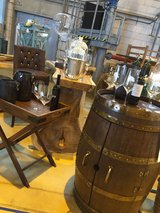 Wine Barrels & Wine Belgian Beer & Furniture in Ramstein, Germany