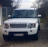 Land Rover LR4 HSE LUX in Ansbach, Germany
