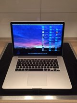MacBook Pro (Retina, 15-inch, Mid 2012) in Ramstein, Germany