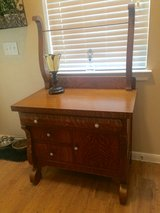 Antique Washstand in Houston, Texas