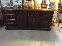 Credenza cabinet in Shorewood, Illinois