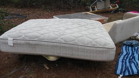 Pillow top queen size therapeutic mattress in Hinesville, Georgia