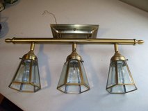 Brass Light Fixture in Cherry Point, North Carolina