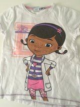 Doc McStuffins shirt in Ramstein, Germany