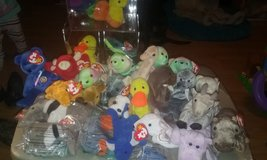 ORIGINAL beanie babies with tags any size in Naperville, Illinois