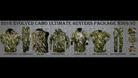 G-Force Outdoors Hunters Package (Camo) in Oceanside, California