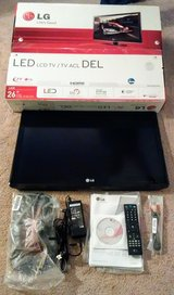 "26"" LG LED LCD TV Model# 26LS3500 in Wilmington, North Carolina"