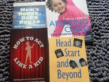 Misc Parental Book Lot in Ramstein, Germany