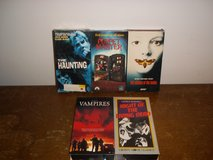 5 Horror VHS Movies in Fort Campbell, Kentucky