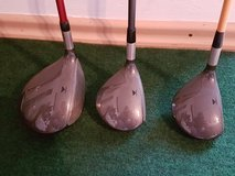 Titleist 983 Driver - 3 wood - 5 wood Combo in Ramstein, Germany