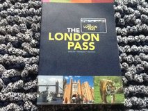 The London Pass Book in Ramstein, Germany