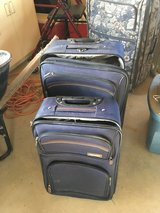 2 piece luggage in Yucca Valley, California