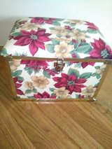 Sewing Box in Fort Riley, Kansas