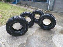 Mastercraft Courser MXT tires  P285/75R16 in Wilmington, North Carolina
