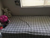 Twin bed in Vacaville, California