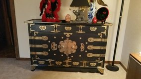 Gorgeous Antique Asian Cabinet in Fort Carson, Colorado