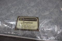 Stearns and Foster Symphonie Mattress in Kingwood, Texas