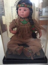 Danbury Mint Brave and Free Native American Indian doll in Alamogordo, New Mexico