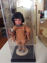 D. M. Native American Indian doll. Bird Song in Alamogordo, New Mexico