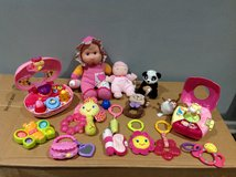 Infant Baby Girls Pink Toys Lot in Fort Campbell, Kentucky