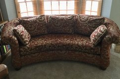 Walter E Smithe Curved Sofa in Naperville, Illinois