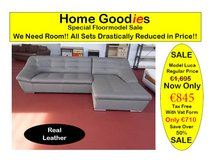 50% Discount Sofa Sale in Ramstein, Germany