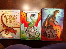 3 Wings of Fire books in Fort Rucker, Alabama