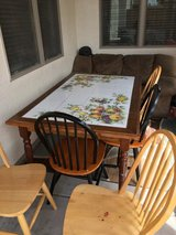 Dining Table with Chairs in Fort Irwin, California