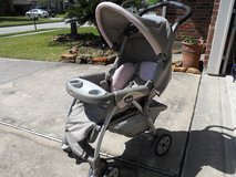 Stroller  Baby Trend Pink, Gray in Baytown, Texas