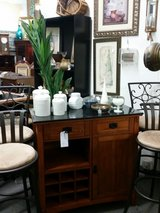 REDUCED!! NEW Marble Top cabinet in Rolla, Missouri