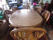 Dining room.table and 6 chairs in Chicago, Illinois